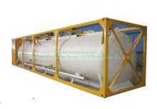 ISO Bulk Cement Tank Container 20FT (20000L) , 40FT (40000Liters)